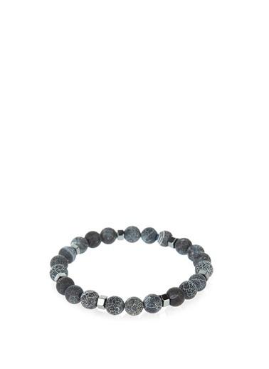 Mavi Erkek   Bileklik 091681-900 Siyah